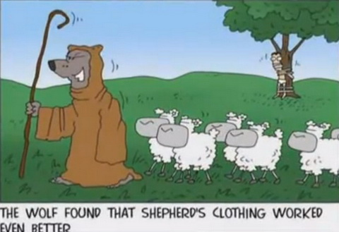Wolves In Sheeps Clothing Truth In Reality