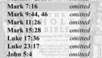 Word Counts: How Many Times Does a Word Appear in the Bible