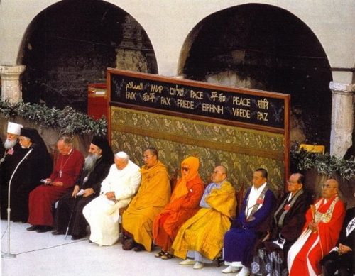 Ecumenical Prayer Meeting at Assisi in 1986 2