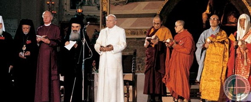 Ecumenical Prayer Meeting at Assisi in 1986 4