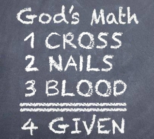God's maths